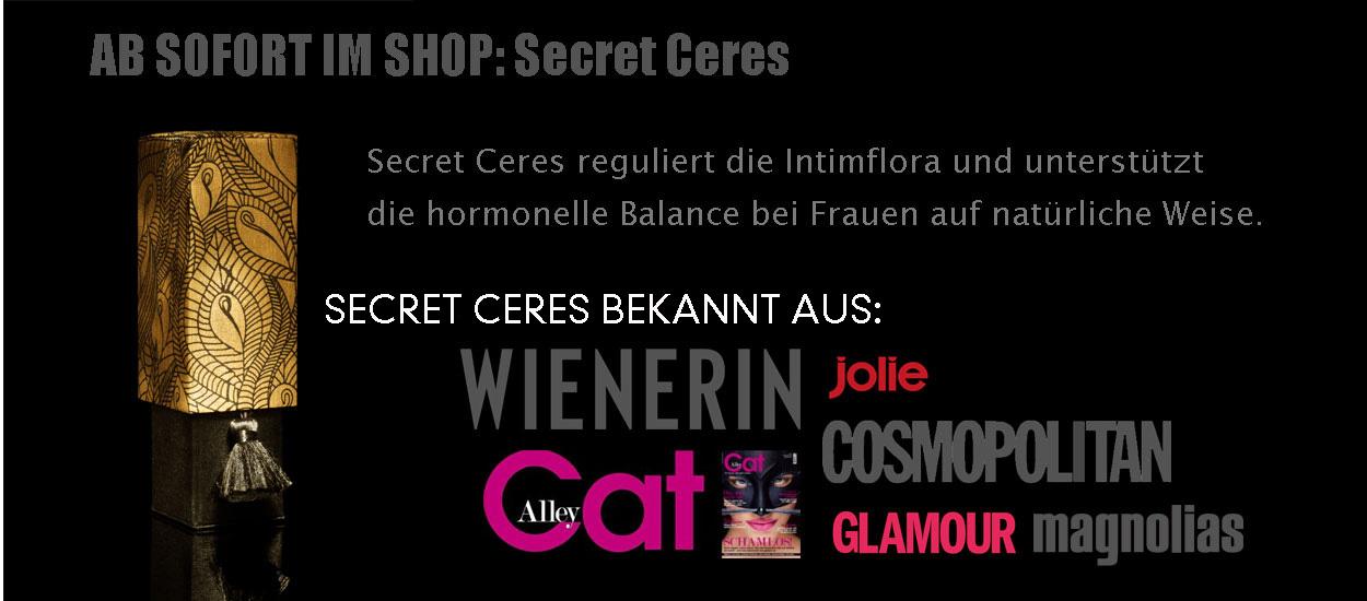 SECRET CERES